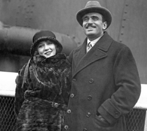 Douglas Fairbanks e Mary Pickford
