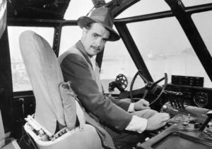 il magnate Howard Hughes