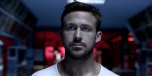 Ryan Gosling in una scena del nuovo Blade Runner