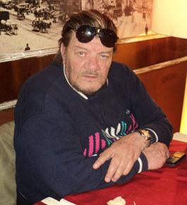 Il regista Gianni Manera