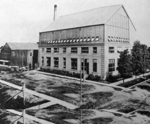 la sede della Selig situata a Chicago al 3900 N. Claremont