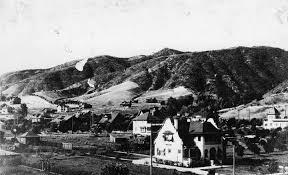 Hollywood come appariva nel 1910