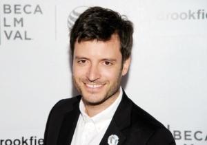 Bent Perlmutt durante la prima all'edizione 2015 del Tribeca Film Festival.