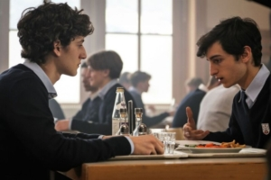 Vincenzo Crea a sinistra e Ludovico Succio a destra