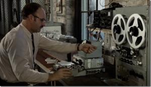 "Gene Hackman nel film ""The Conversation"""