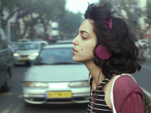 la regista ed attrice Hadas Ben Aroya in una scena del film vincitore del festival