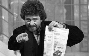 Beppe Grillo alla trasmissione RAI Fantastico