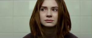Karen Gillan in un'ìmmagine del film